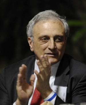 Carl Paladino the Buffalo businessman and former Republican candidate