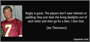 Rugby Great The Players Don