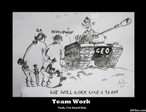 Team Work - Funny Pictures, MEME and Funny ...