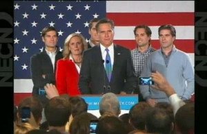 Tagg Romney Eventually We Will End Up As The Nominee