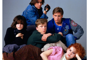 The Breakfast Club was released 30 years ago today. Here are some ...