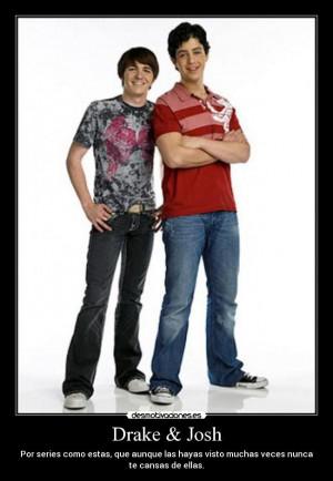 Drake And Josh Quotes Funny Bell Peck Miranda