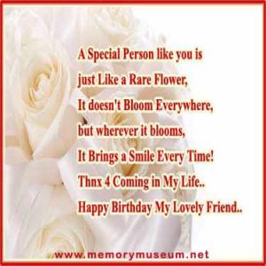 Birthday To My Guy Friend Quotes ~ Happy Birthday To You My Friend ...