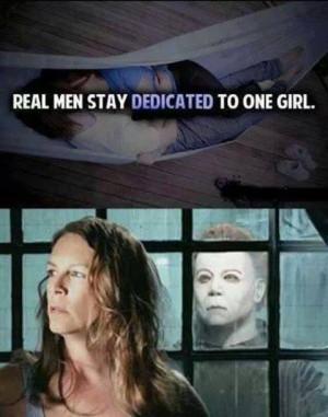 Happy Halloween – Real men