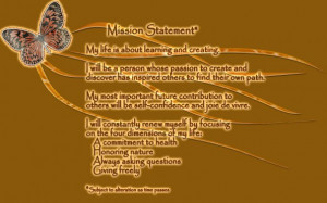 great personal statement quotes