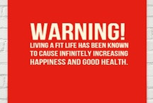 Diet and Exercise Quotes / A board that provides quotes about diet and ...
