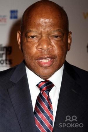 John Lewis. at the premiere of 'Finding Your Roots' at the Frederick P