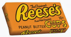 peanut butter cups are candies made of chocolate coated peanut butter ...