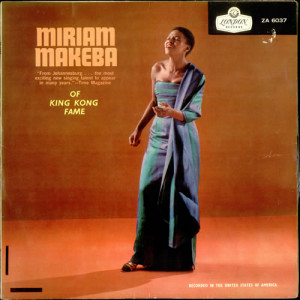 Miriam Makeba Miriam Makeba SA LP RECORD ZA6037