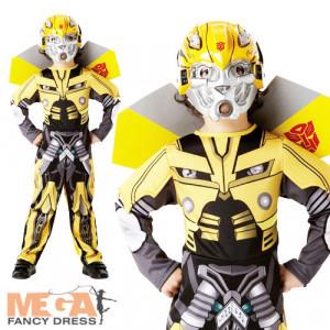 Kids Transformers Bumblebee