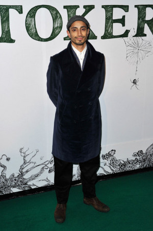 Riz Ahmed attends a special screening of Stoker at Curzon Soho on ...
