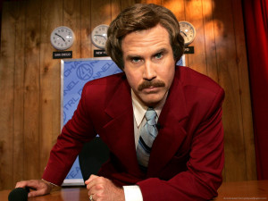 ... mean one thing: Anchorman 2 comes back to the screens with a boom