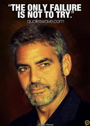 George Clooney Quotes (Images)
