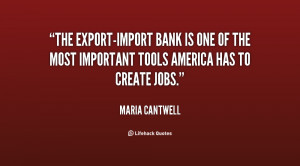 The Export-Import Bank is one of the most important tools America has ...