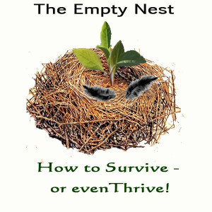 Dealing with an empty nest - particularly timely with kids going off ...