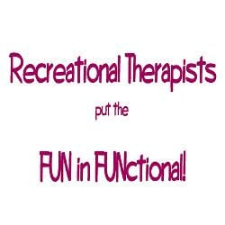 Recreation Therapy Logo