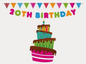 20th Birthday Quotes l Wishes Messages l Greetings Quotes