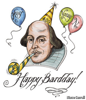 ... Shakespeare quotes and links to some fun Shakespeare filled activities