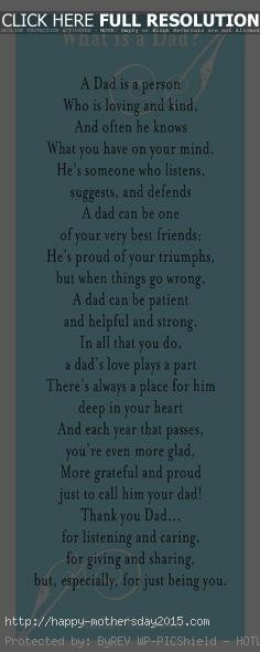 Fathers Day Poems From Daughter That Will Make Him Feel Cry