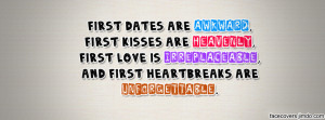FIRST LOVE KISS ... - Facebook Titelbild by rockIT-RH