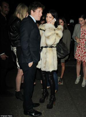 Liberty Ross Wife Disgraced