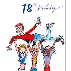 18th birthday cards for boys