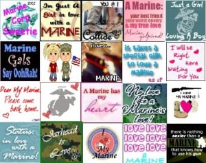 love my marine image i love my marine graphic code http www ...