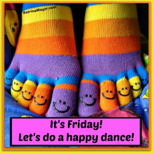 ヽ(^o^)ノ Happy Friday!! To those of us who get to stay home, enjoy ...