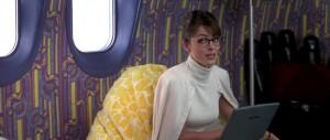 Elizabeth Hurley as Vanessa Kensington in Austin Powers ...