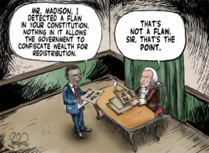 Obama's Statements Advocating Redistribution of Wealth and the Denials ...