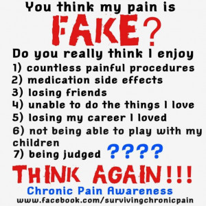 Chronic Pain Awareness