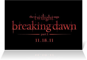 Official Logo - The Twilight Saga: Breaking Dawn - Part 1