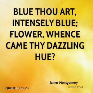 James Montgomery Quotes