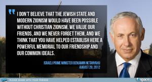 Henoch´s Christen-Zionisten Blog