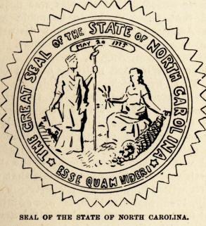 North carolina state seal Index of /
