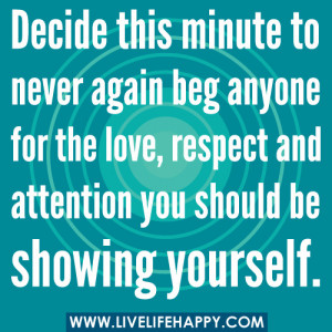 Respect quotes, mutual respect quotes, respect me quotes