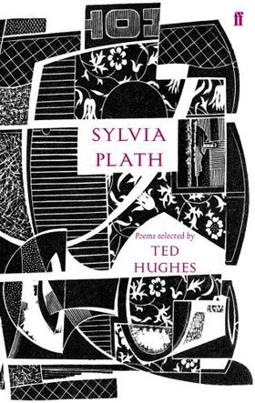 Beautiful cover for Sylvia Plath's poems, designed by Miriam ...