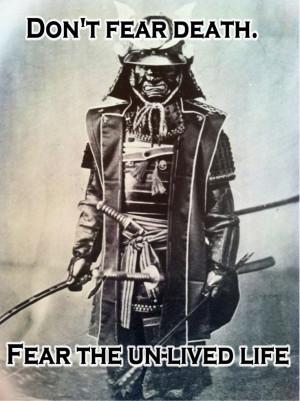 Samurai Warrior Quotes Samurai warrior