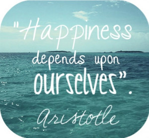 aristotle, edits, happiness, quotes