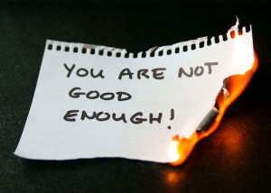 How to Break The Cycle of Not Being Good Enough