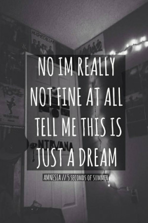 5sos, amnesia, lyrics, 5sos backgrounds