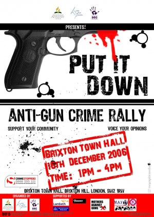 Anti Gun Control Quotes On an anti-gun crime rally