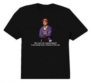 Big Bang Theory Raj Quote T Shirt