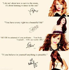 ... Star Quotes quote celebrity famous pop star culture popstar singers