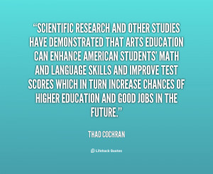 quote-Thad-Cochran-scientific-research-and-other-studies-have ...