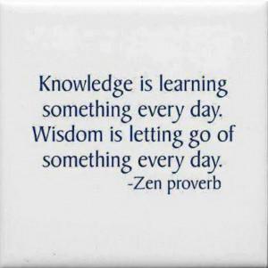 Zen | quotes worth repeating