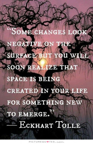 Change Quotes New Beginnings Quotes New Start Quotes Negative Quotes ...