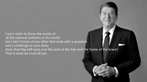Ronald Reagan Quotes About Memorial Day