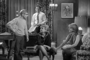 Patty Duke Show Cast