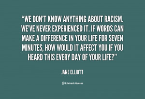Racism Quotes by Famous People